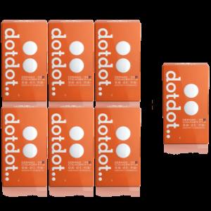 dotdot 德國膠原丨體驗套裝 買6送1共7盒 / 平均每盒$497