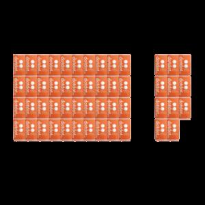 德國膠原丨多人共享優惠套 – 買40送11共51盒  / 平均每盒$454