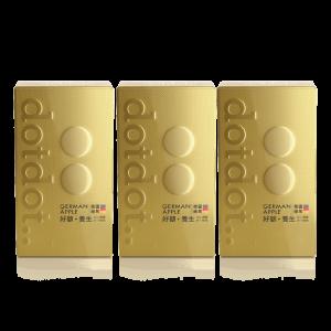 德國蘋果 丨3盒 / 每盒30包